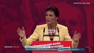 TeamSahra vs. Kippinglager - Die Spaltung der Linkspartei? 10.06.2018 - Bananenrepublik