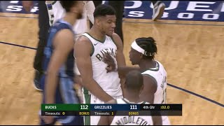 Jrue Holidays Answers Ja Morant With Clutch Game-Winning Bucket