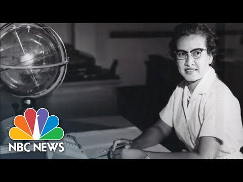 Katherine Johnson, NASA Mathematician, Dies At 101 | NBC News