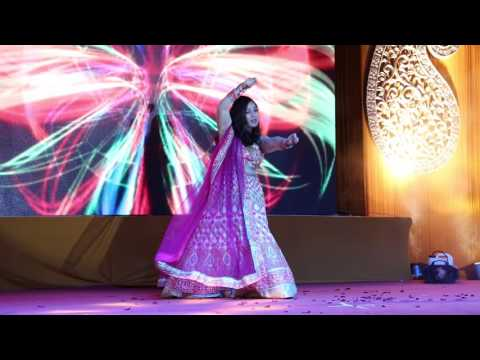 Ladies Sangeet Bhabhi Solo Dance