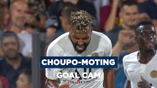 GOAL CAM | Every Angles | CHOUPO-MOTING vs Metz