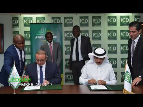 ICD and Afreximbank sign First-Ever Line of Financing Agreement