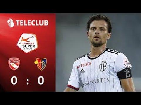Тун  0-0  Базель видео