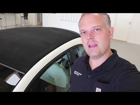 Fiat 500C komplet bilplejepakke