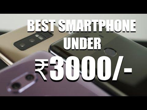 Top 10 Best Smartphones Under Rs 3000 In India | April 2019