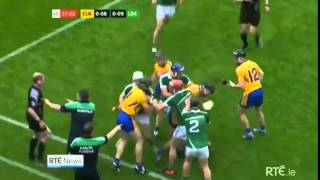 Clare v Limerick Highlights - 2015 Hurling Championship
