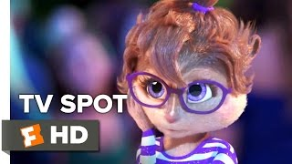Alvin and the Chipmunks: The Road Chip TV SPOT - Chipettes Party - Movie HD