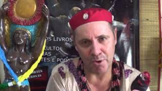 SIMPATIA - 1244 - AMARRAÇÃO FORTE NA ROSA VERMELHA COM MARIA PADILHA