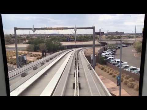 Phoenix Sky Harbor Airport Sky Train