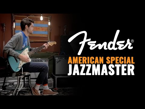 Fender American Special Jazzmaster Guitar Demo (Chicago Music Exchange Exclusive) | CME Gear Demo
