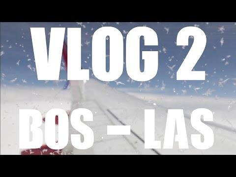 Las Vegas for NAB 2017 - Travel Day