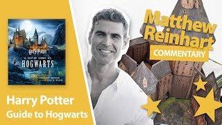 Matthew Reinhart comments on The Harry Potter Pop-Up Book