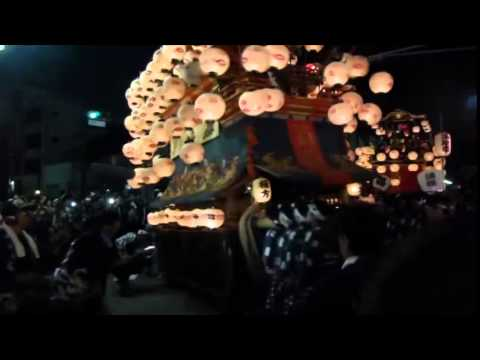 筒井町祭り