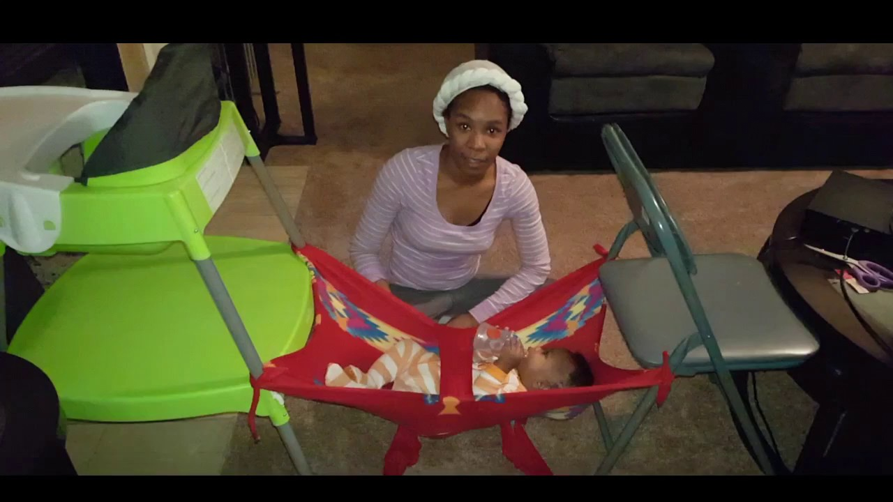 diy simple no sew how to make a baby shopping cart hammock tutorial diy simple no sew how to make a baby shopping cart hammock      rh   youtube