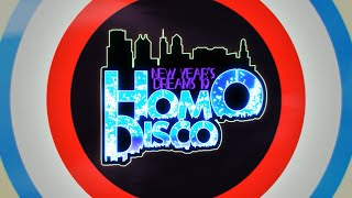 【Collaboration】New Year's Dreams 2019 ~ Homo Disco