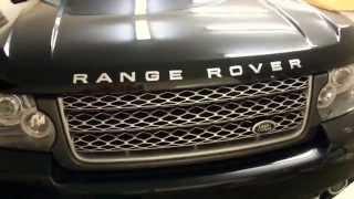 Восстановительная полировка Range Rover Vogue часть 2ая +7(989)-800-77-44(Эта услуга оставит довольным даже самого требовательного клиента, так как включает в себя 6 важных этапов..., 2015-04-06T00:47:41.000Z)