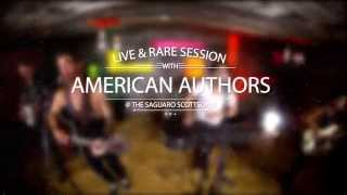 American Authors- Best Day Of My Life - Live & Rare Session HD