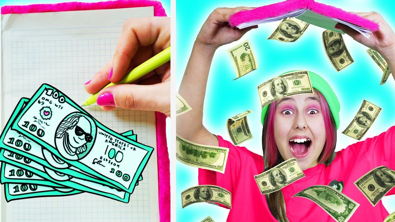 ¡El Diario Secreto Cumple mis Deseos! Situaciones Graciosas en la escuela