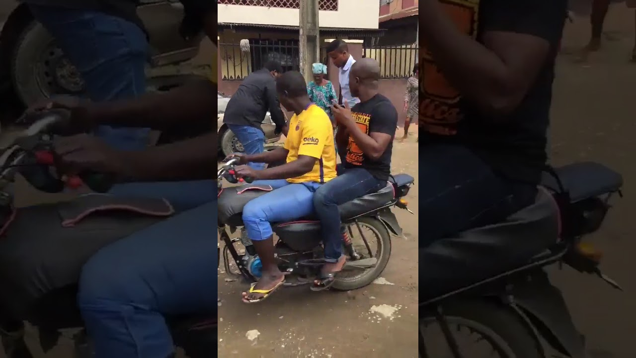 Download Drama as Nigerian pastor attempted to heal A mentally ill woman
