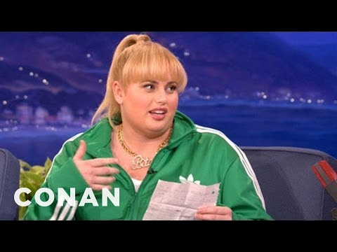 Rebel Wilson & Matt Lucas Are Upsetting The Neighbors  CONAN on TBS