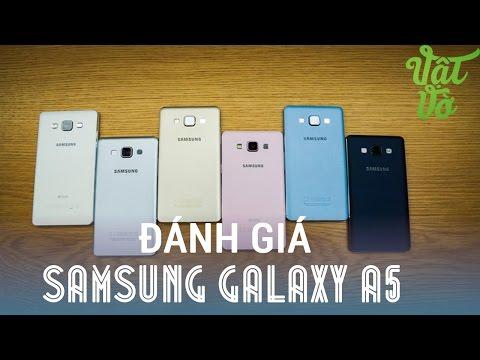 [Review dạo] Đánh giá chi tiết Samsung Galaxy A5 - máy tốt nhưng giá bán chưa ngon