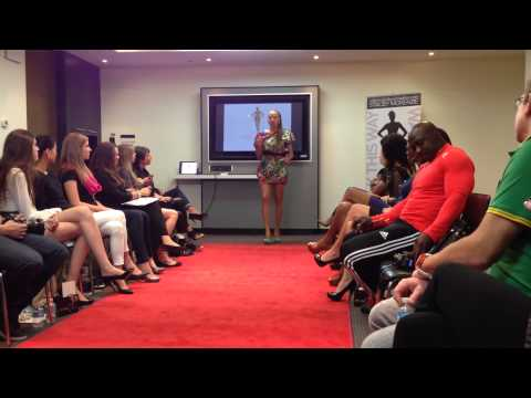 Stacey McKenzie Shares Her Wisdom During Walk This Way Workshops Calgary