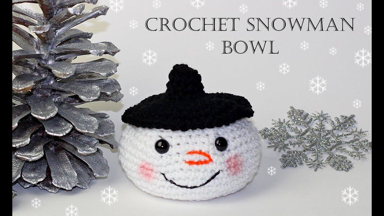66 Free Crochet Snowman Patterns   AllFreeCrochet.com   720x1280