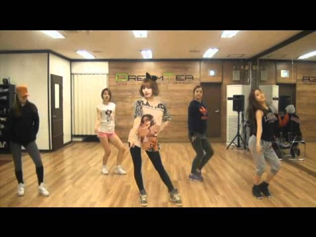 [HD] 120419 Girl's Day Oh! My God Dance Practice