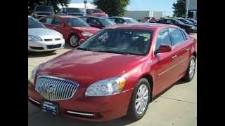 2011 Buick Lucerne CXL Review - Stock # 981601 - Schimmer GM