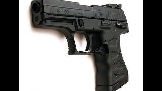 Обзор пневматического пистолета Anics A 3000 SKIF + имхо и рекомендации