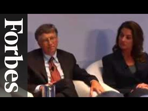 The Africa Trip That Changed Bill and Melinda Gates' Lives - Forbes 400 Summit | Forbes