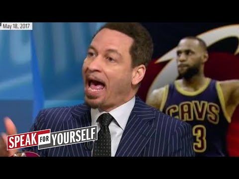 Is LeBron really getting better or is the East just getting worse? | SPEAK FOR YOURSELF