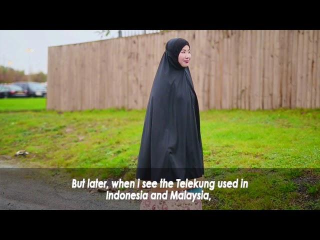 Telekung Siti Khadijah - Nur Arisa Maryam
