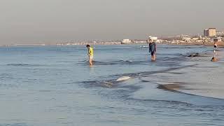Черное море 7.00 утра 22.09.2018 - ДОБРОЕ УТРО!!! #АНАПА #ВИТЯЗЕВО #ДЖЕМЕТЕ