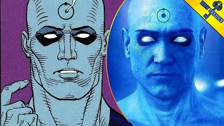 Watchmen: Dr. Manhattan Comic Origins and Powers Explained