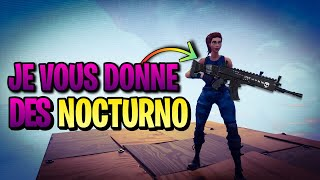 I DON'T NOCTURNO TO PLAYERS! #3 Fortnite Save the World