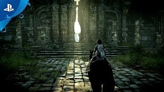 SHADOW OF THE COLOSSUS – Story Trailer | PS4