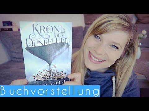 Die Krone der Dunkelheit YouTube Hörbuch Trailer auf Deutsch
