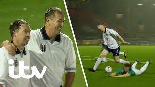 England Legends vs German Legends | Harry's Heroes: The Full English | ITV