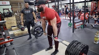 HOW NOT TO DEADLIFT 675LBS!