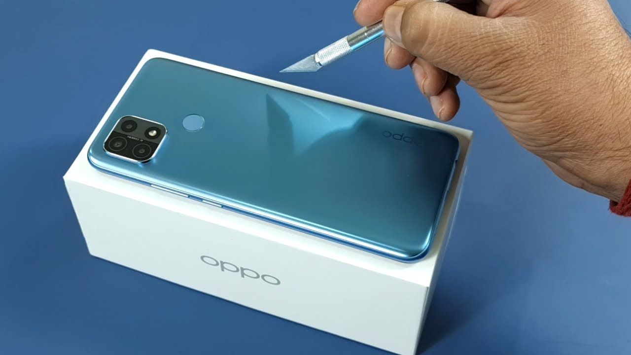 Download Oppo A15 Unboxing & Camera Test