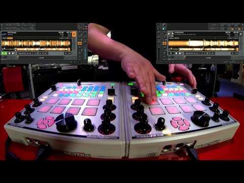 Official Electrix Tweaker Performance Video with Arkaei