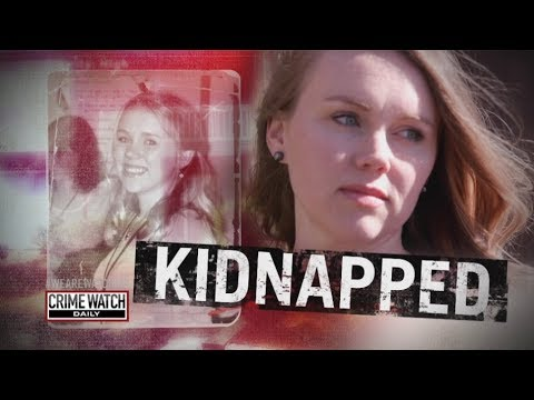 Pt. 1: Teen Kidnapped From Friend's House. Stuffed in Container - Crime Watch Daily