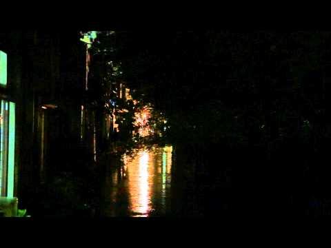 Fireflies in Kyoto, Japan