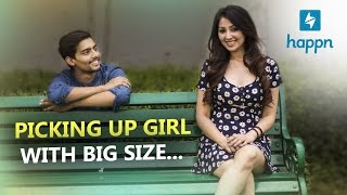 Picking Up Girl with Big Size...  | Aashqeen