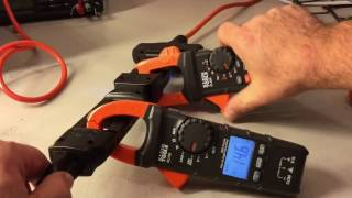 True RMS (TRMS) vs Averaging Clamp Meters