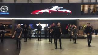 Chorégraphie Mazda - Salon de l'automobile de Genève 2018