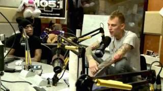The Breakfast Club Interviews Machine Gun Kelly
