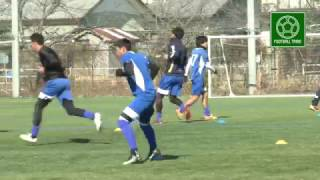 chan vathanaka s first day of training with fujieda myfc
