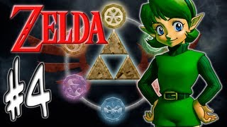 The Legend Zelda Ocarina Of Time - part. 4 - bosque perdido